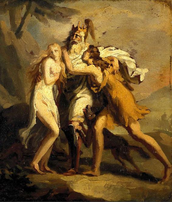 Le mythe d'Ossian franquelin