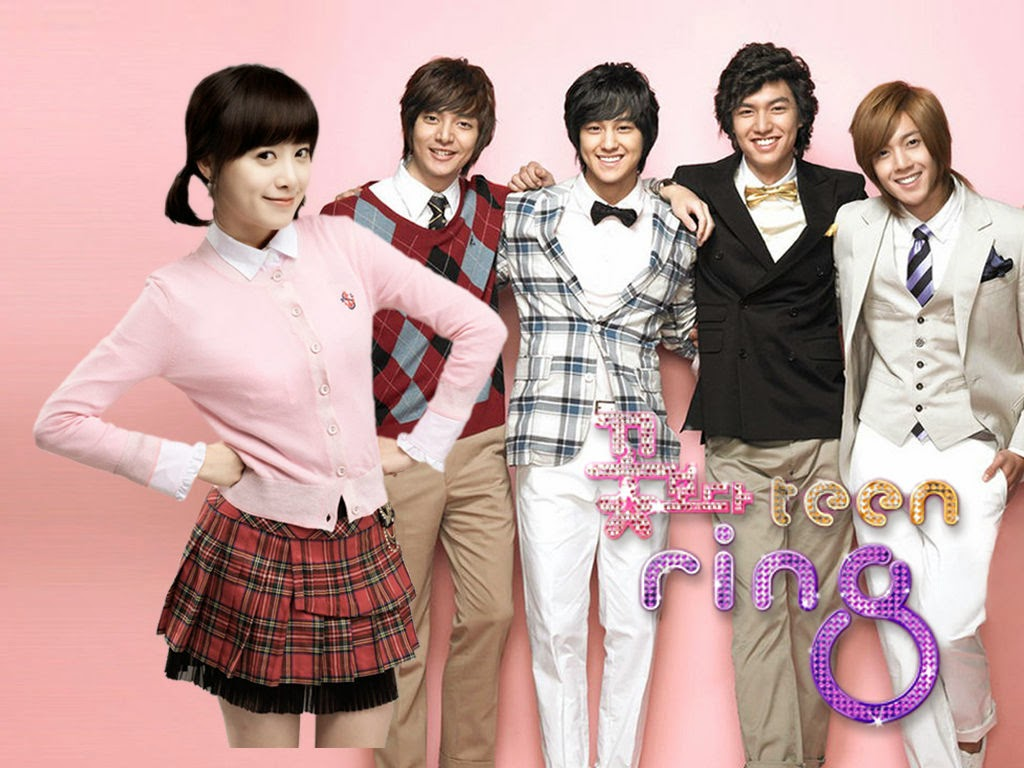 *Boys Over Flowers*