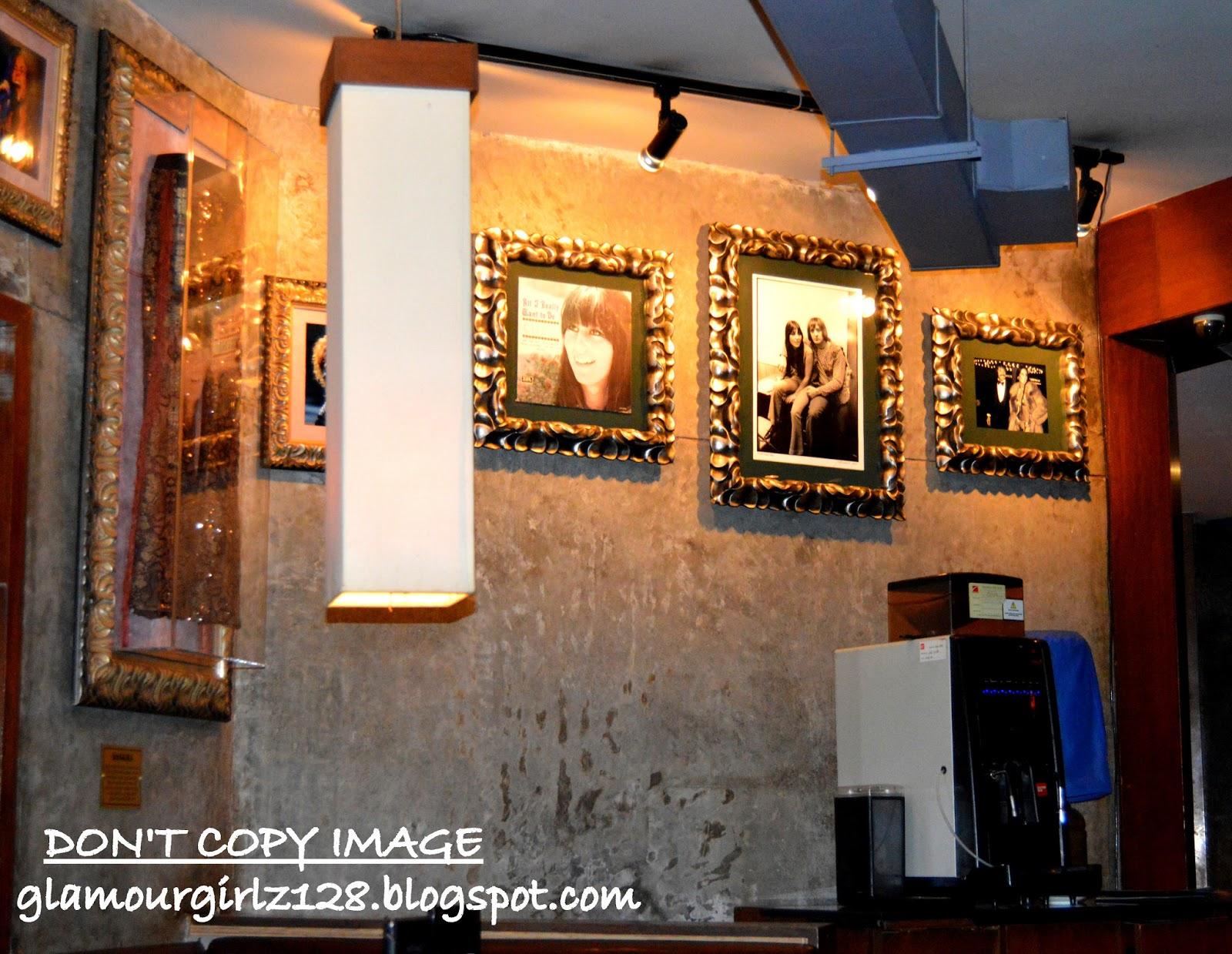 Mojito Mania at hard rock cafe.