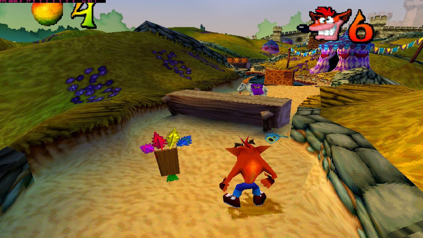 Download Crash Bandicot 1,2,3 Iso
