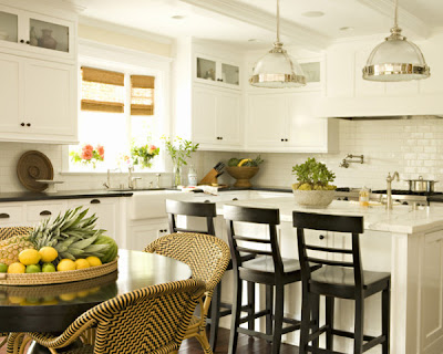 Modern Kitchen Of The Week 5 Steps To A Modern Transitional Kitchen