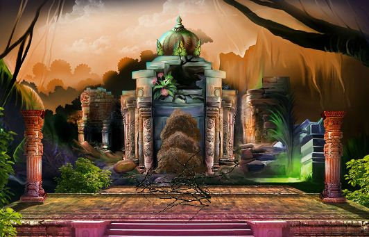 EnaGames Ancient Temple E…