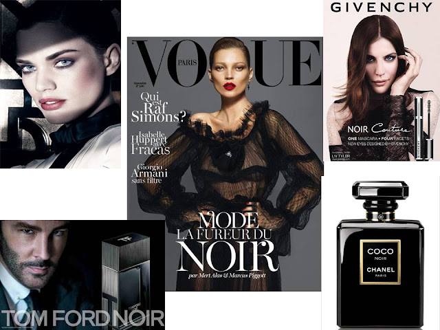 Back to Black in NOIR this Fall!