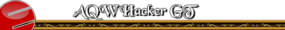 AQW Hacker GT.  Guias & Tutoriais Hackers