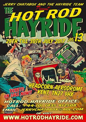 Hot Rod Hayride 2017