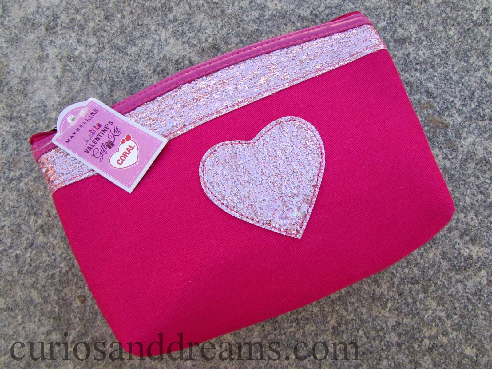 Maybelline Instaglam Valentine's Gift Kit, Maybelline Instaglam Valentine's Gift Kit review, Maybelline Instaglam Valentine's Gift Kit coral