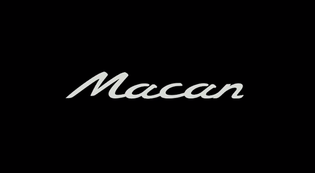 「ポルシェ・マカン」(Porsche Macan)