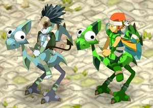 Dofus Mounts