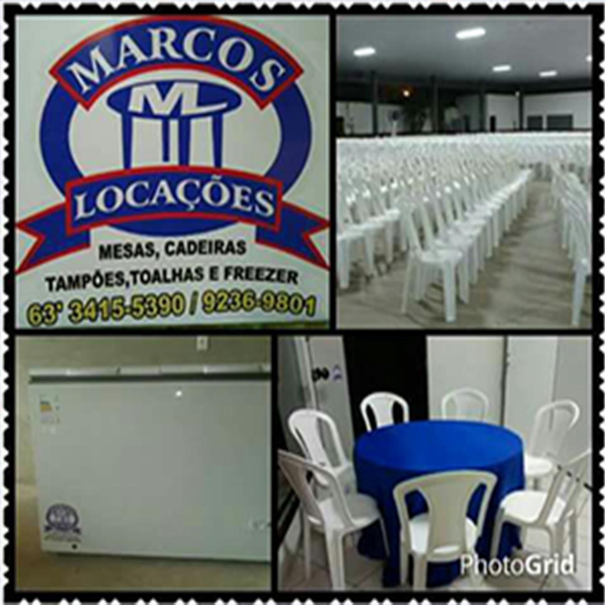 MARCOS LOCAÇÕES 9 9236 - 9801