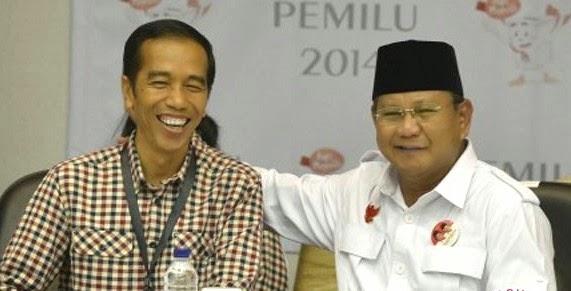 Prabowo Hanya Menang Tipis di Jeneponto