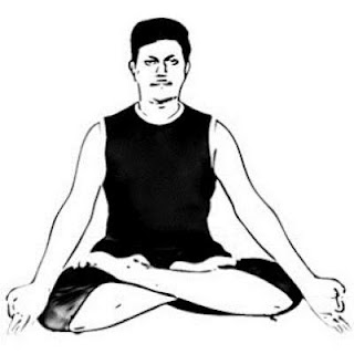 Padmasana Yoga benefits in Hindi