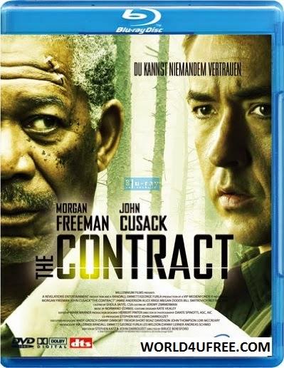 The Contract 2006 Dual Audio [Hindi Eng] BRRip 480p 300mb