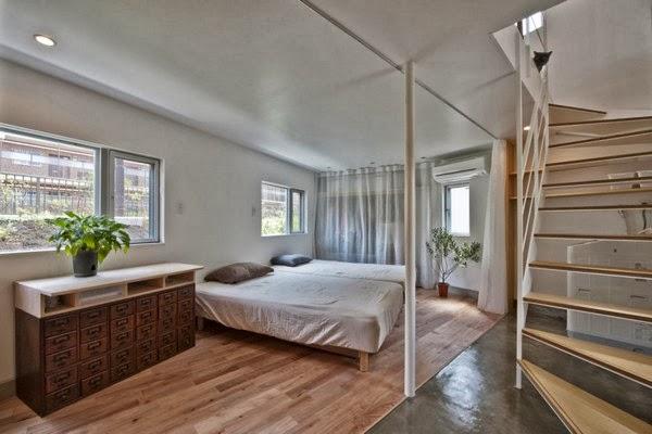 ... , Home » Rumah » Contoh Bentuk Rumah Minimalis di Lahan yang Sempit