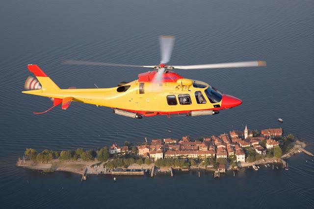 Gambar Helikopter Agusta Westland AW 109 - 05