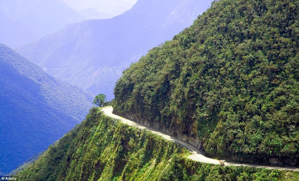 Jalan di Venezuela