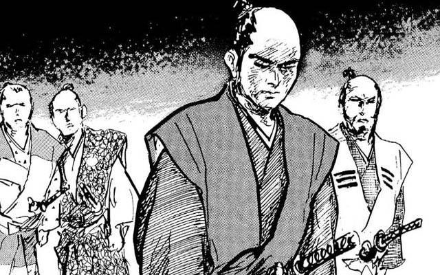 Hanzou no Mon, manga, truyện tranh