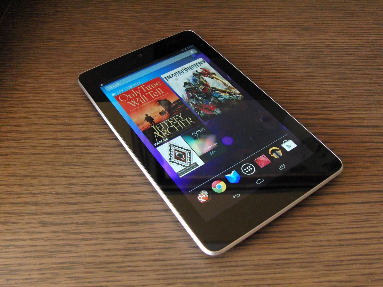 Nexus 7 | Google Nexus 7 Özellikleri & Nexus 7 Fiyat