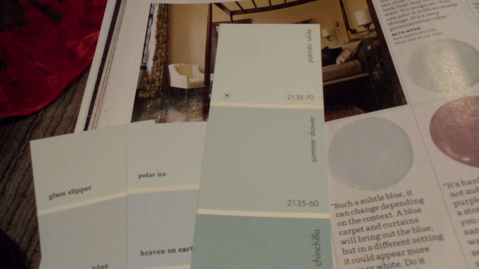 Benjamin moore paint home depot - Paint Finally