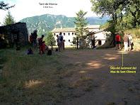 Situació del Jaciment del Mas de Sant Climent