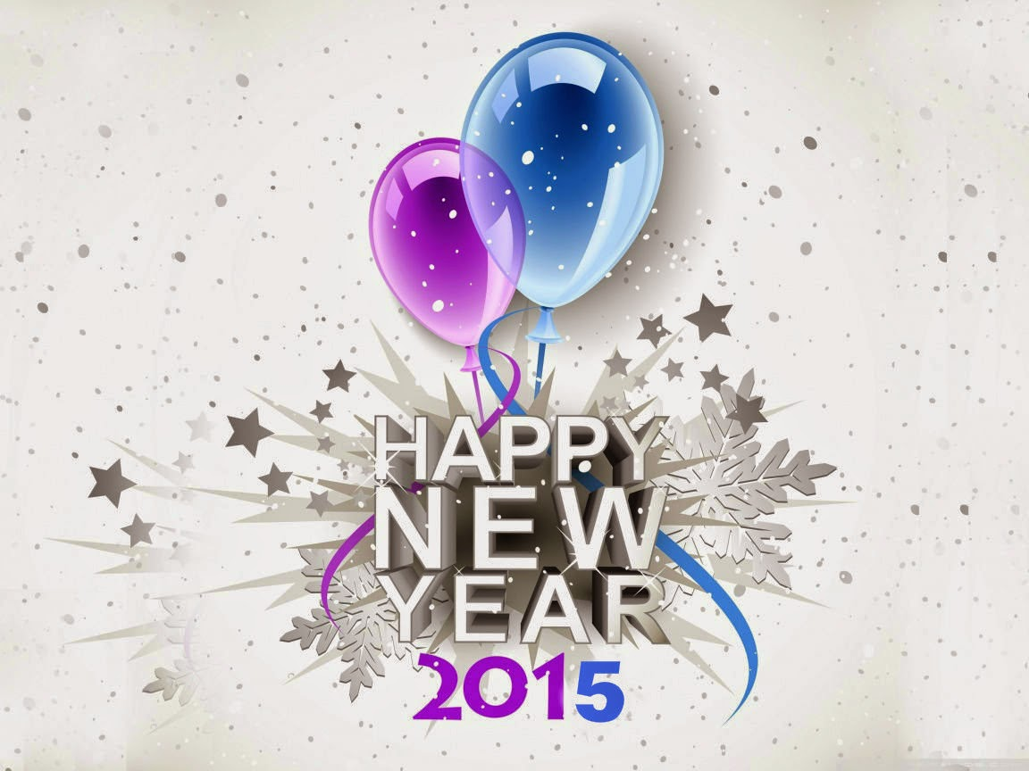 Happy New Year 2015 Wallpapr: Happy New Year 2015 Wallpaper HD