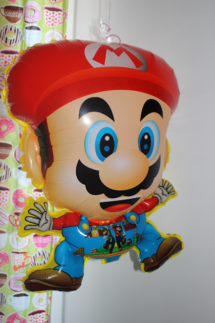 Super Mario juhlat