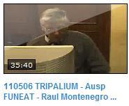 PROGRAMA TRIPALIUM DÍA 06/05/2011 - ENTREVISTA TELEFÓNICA AL DR. BIÓLOGO RAUL MONTENEGRO-FUNAM