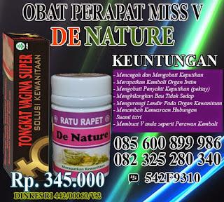 obat keputihan alami dan tradisional
