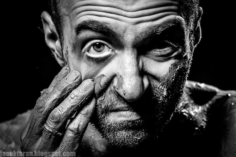 Jacek Gruszecki, portret artystyczny, jacek taran, fotografia portretowa, fotograf krakow, fotografia artystyczna