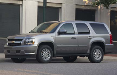 2009 Chevrolet Tahoe and GMC Yukon Two-Mode Hybrid Manual Owners