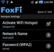 Free Foxfi App