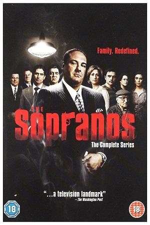 The Sopranos S01-S06 All Episode [Season 1 Season 6] Complete Download 480p