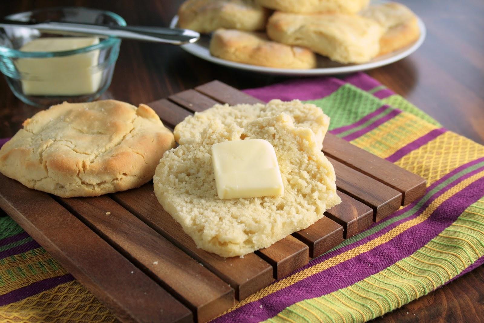 Lazy Gluten Free: Gluten Free Buttermilk Biscuits