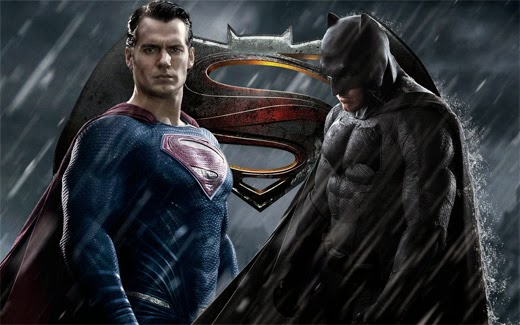 Batman v. Superman Dawn of Justice movie