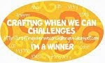 Won challenge # 39 CWWC