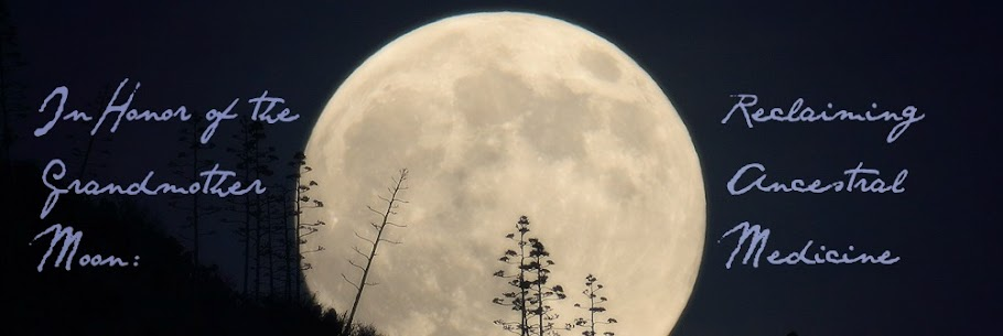 In Honor of the Grandmother Moon: Reclaiming Ancestral Medicine