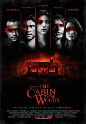 straight telling movie reviews the cabin in the woods