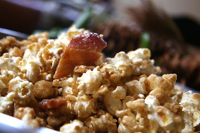 Bacon Popcorn Recipe — Dishmaps