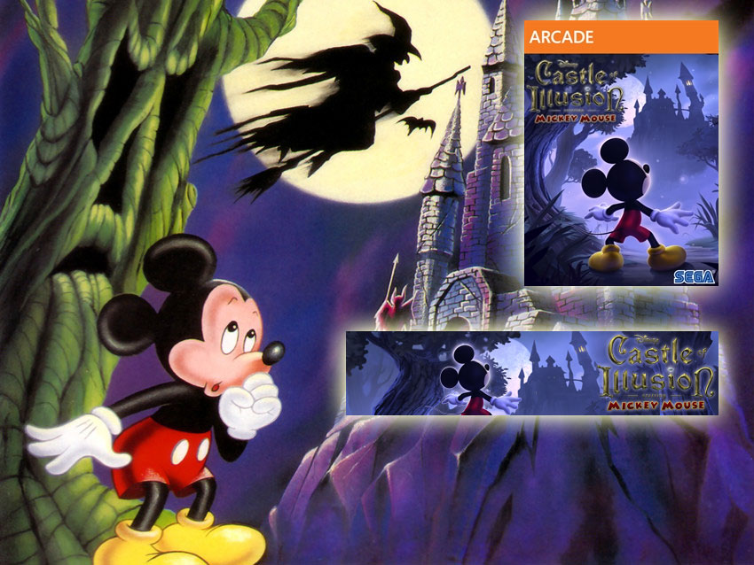 Preview: Castle of Illusion Starring Mickey Mouse
