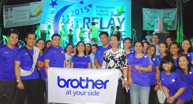 Brother Relay for Life 2015