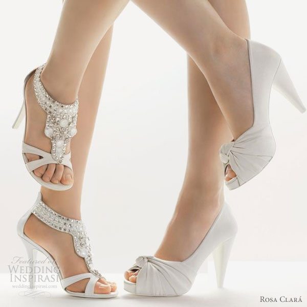 Bridal Wedding Dresses Select Perfect Wedding Shoes