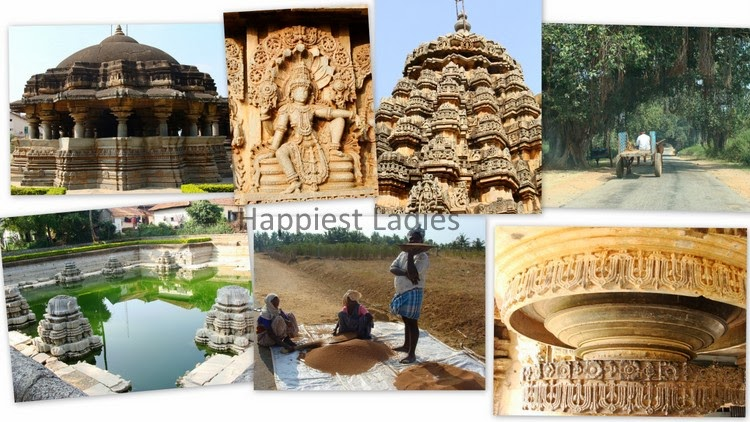 India Tour Hoysala Karnataka