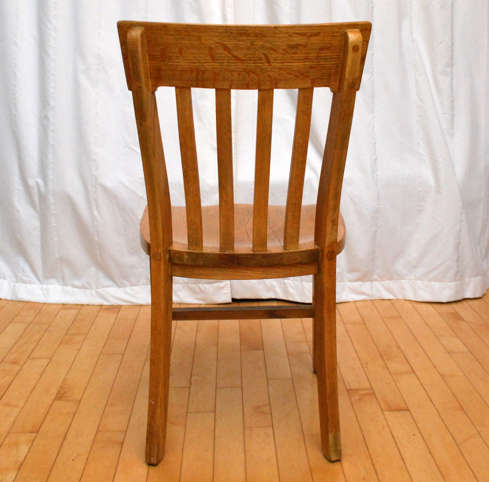 Krug Furniture Kitchener Tribute 20th Decor 1940s Oak Desk Chair
