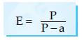persamaan fungsi rumus elastisitas