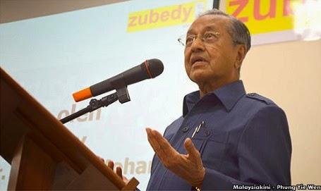 Mahathir Punya Pasal Melayu Dikatakan Malas Pun Tidak Jadi Masalah Bagi PERKASA