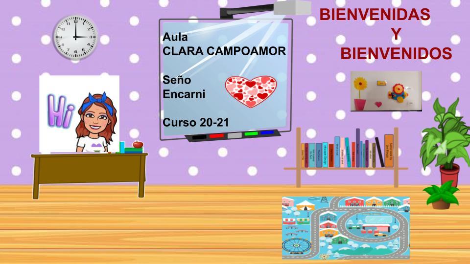 Clase Virtual .- Clara Campoamor