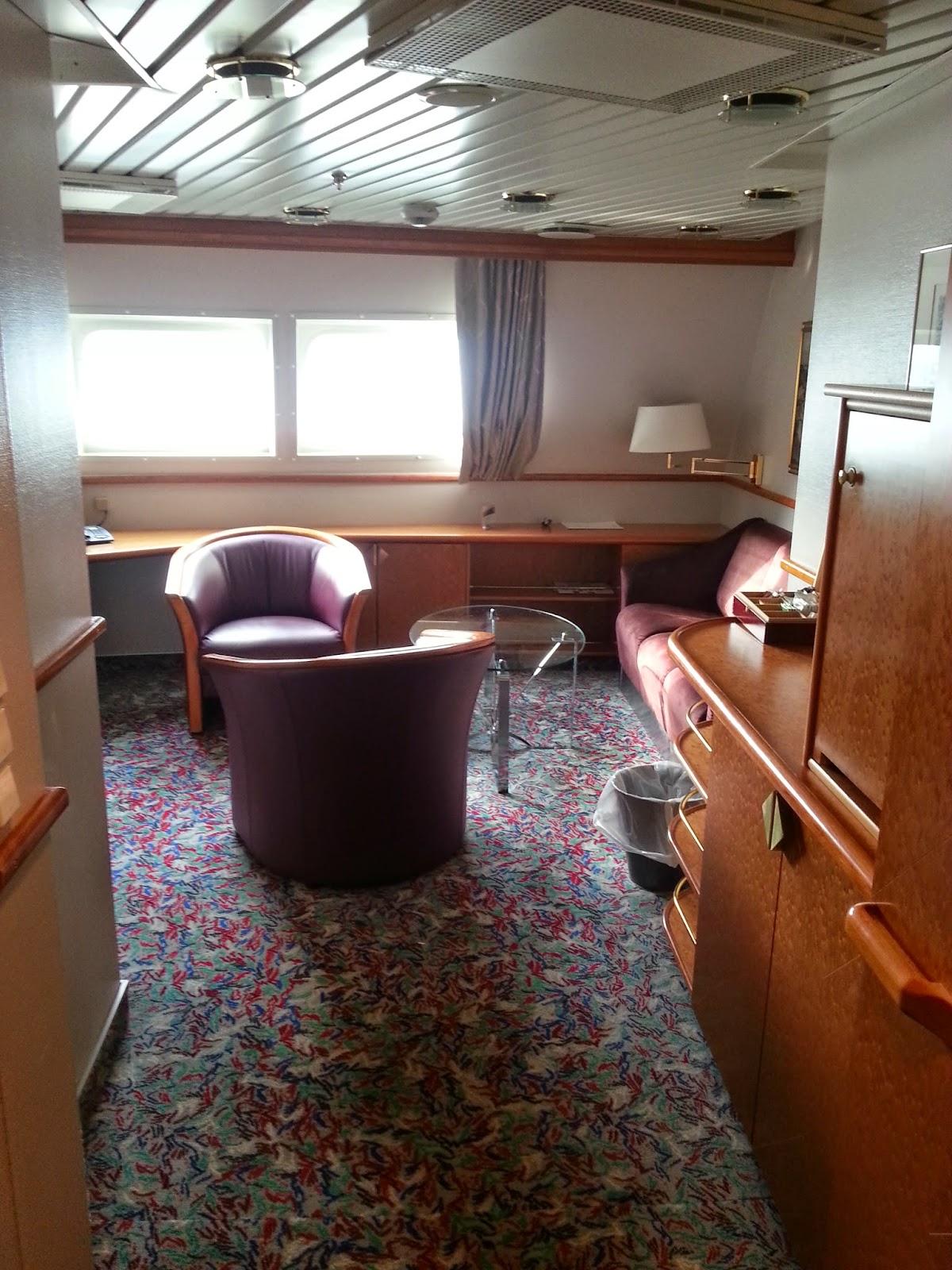 Hurtigruten MS Nordkapp - Suite