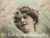 We Love Vintage Challengeblog
