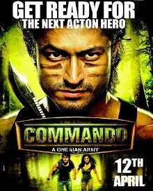 Commando 2013 Hindi Film Watch Online Full Movie For Free | Apps ...