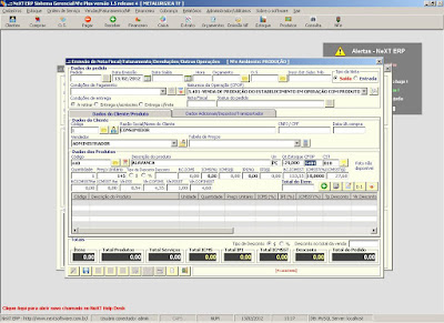 NeXT ERP NFe Plus 1.5.4