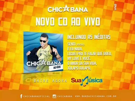 BAIXAR - CHICABANA NO Sítio da Chica EM Serrinha-BA - CD JULHO 2014